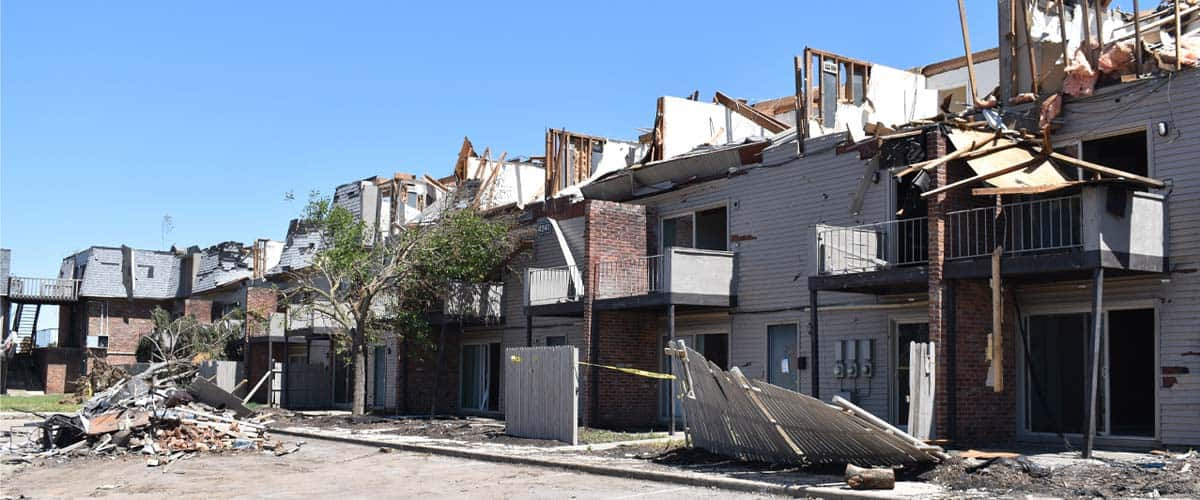 Tornado Disaster Recovery